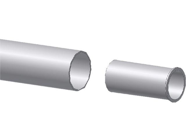 25_Zubehoer-Ferkelnestheizungen-Kunststoffrohr-Stuetzhuelse