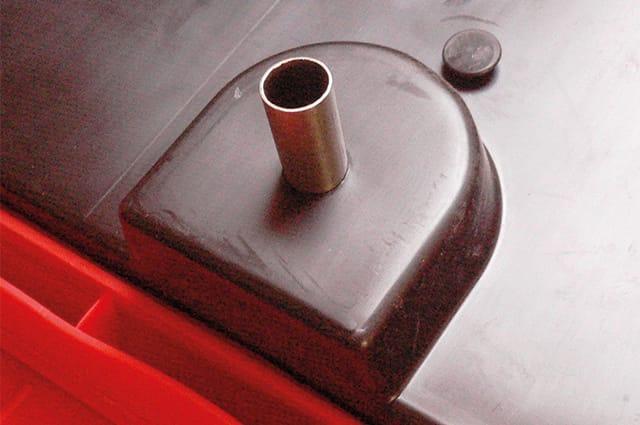 Ferkelnestheizungen-Kunststoff-Simplex-Warmwasser-Anschluss_Rotecna-Heizung-Anschluss-WW_23